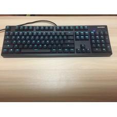 高斯 gs107 機械鍵盤 cherry 青軸 104 Key