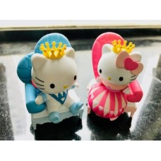 hello kitty 一對