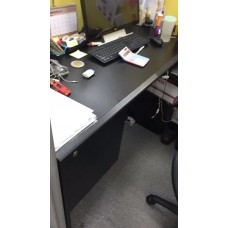 實木高身大木柜, 辦公室寫字檯