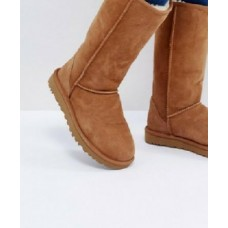 UGG 羊皮長boots (size eur 39 / jp 24.5)