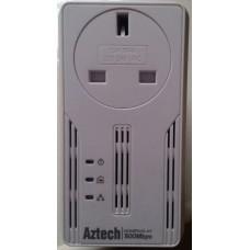 Aztech 500Mb HomePlug
