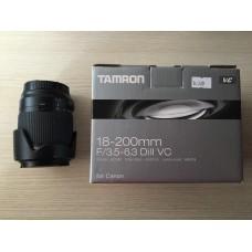 TAMRON 18-200mm  F/3.5-6.3 Di II VC (Model: B018E)