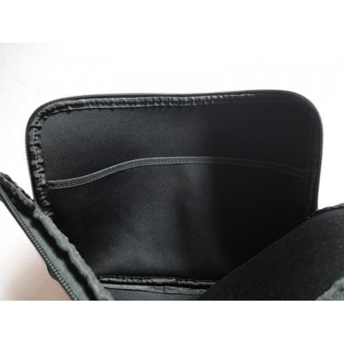 全新 黑白色 公文袋 電腦袋 多用途袋 (閃電)