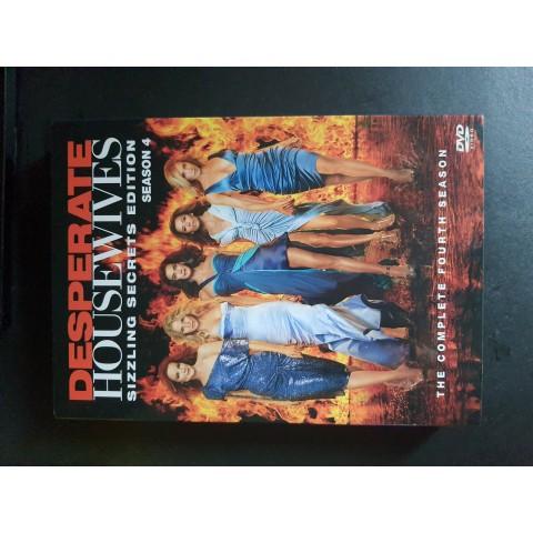 Desperate Housewives(Season 4) 全套原装DVD