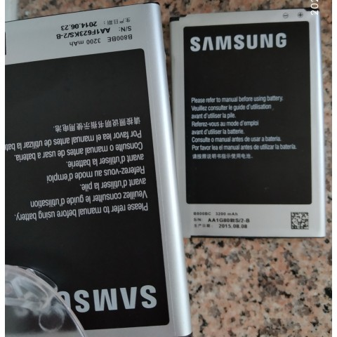 Samsung Battery B800BC  2PCS