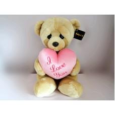 全新 Teddy I Love You 熊仔