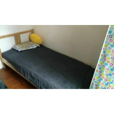 單人床加床褥