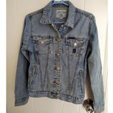 Chevignon denim jacket size s
