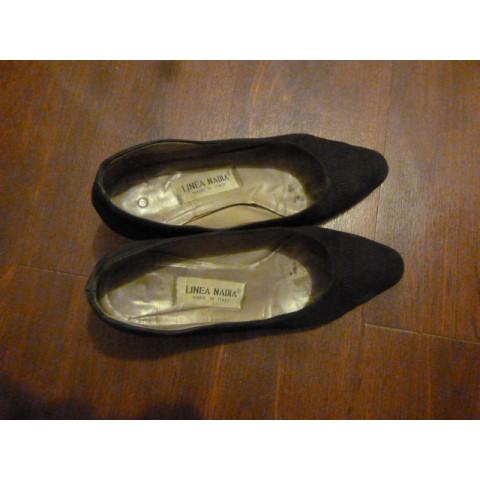 (二手) 黑色鞋 (意大利製造)