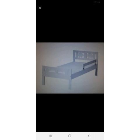 兒童牀架連床褥(三歲至七歲) kids bed for age of 3  to 6