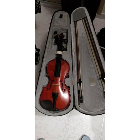 小提琴, 95% 新, 配件齊