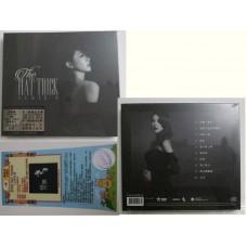 ( 全新正版未開封) 石詠莉Sukie S《THE HAT TRICK》第三張個人大碟 (附有CD簽名證) (有數件)
