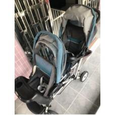 雙座位 (大型) 嬰兒車