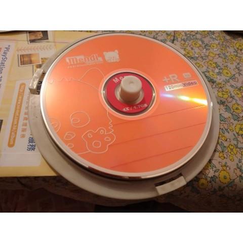 吉CD 5隻 + TDK CD x 2