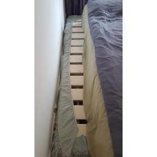 4' x 6' bed