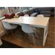 白色餐桌加椅