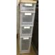 二手 七成新 四層長方形塑料窄柜