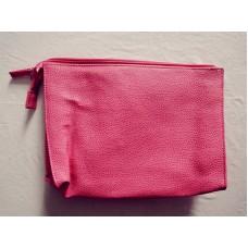 全新 桃紅 化妝袋 雜物袋