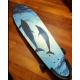 Classic longboard Oxelo Decathlon 長板 滑板 迪卡儂