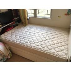 海馬牌雙人床褥