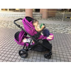 嬰兒車 bb車 雙人