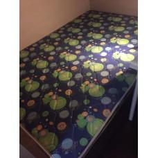 超寬單人床及床墊,9成新 規格1.25 X 1.85