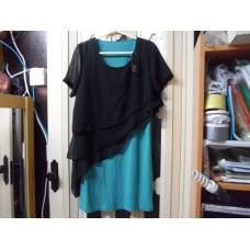 SAM_9099 全新KKS韓國黑綠色衫