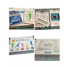 WII Sports Resort加WII Fit Plus套裝