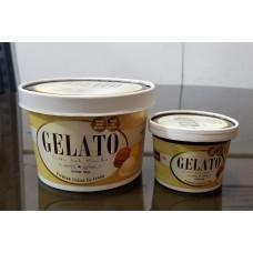 一次性優質雪糕紙杯連紙蓋 (食品級, 多用途, 冷熱食品均可)
