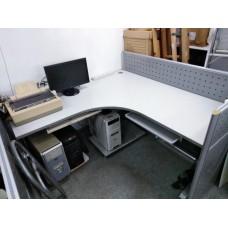 L型辦公室桌