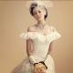 娃娃裝公主䄂婚紗