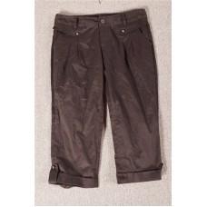 全新 黑色七分褲