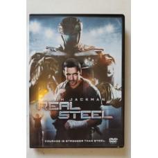 Real Steel Movie DVD