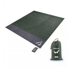 野餐墊 沙滩垫 露營墊 薄款折叠轻便收纳 /picnic mat/beach mat/camping mat/ 2.1×2m