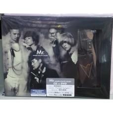 全新 mr. people sing for people CD +DVD 連相機帶