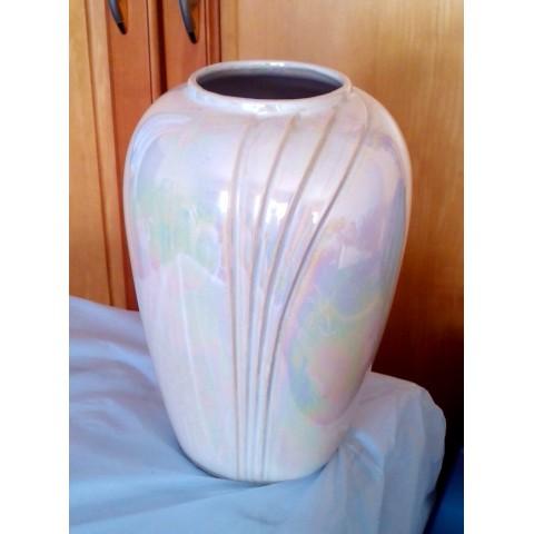 (全新) 珍珠米色花瓶