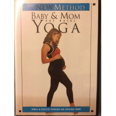 DVD - The New Method Baby & Mom Pre Natal Yoga