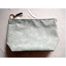全新 灰色 化妝袋 雜物袋
