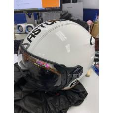 99.9%新電單車頭盔(飛機師款)