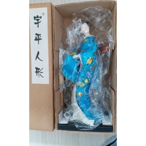 宇平人形 Japanese Doll