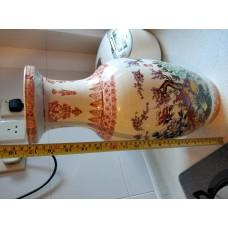 中式大花瓶