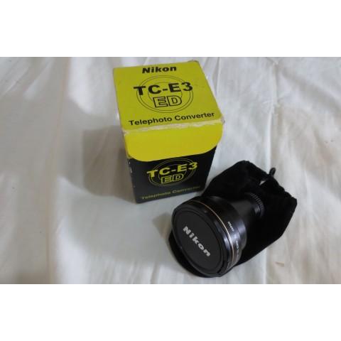 Nikon Tele Converter TC-E3ED 3x