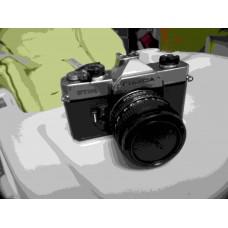 FUJICA 懷舊菲林相機