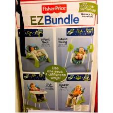 Fisher-Price 4合1寶寶座椅