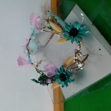 婚嫁 西式頭飾