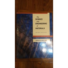 The Science and Engineering of Materials (3rd edition)
