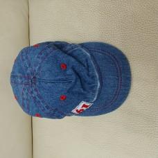 Mothercare 0-3個月牛仔cap帽