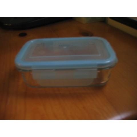 全新玻璃食物盒