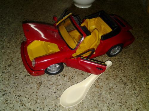 保时捷911气车玩具